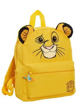 Children Lion King Abby Mini Roxy backpack Kids Front Pocket