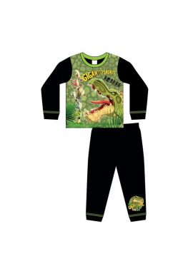 Gigantosaurus Boys Nightwear long Sleeve Pyjama Set 1.5-5 Years
