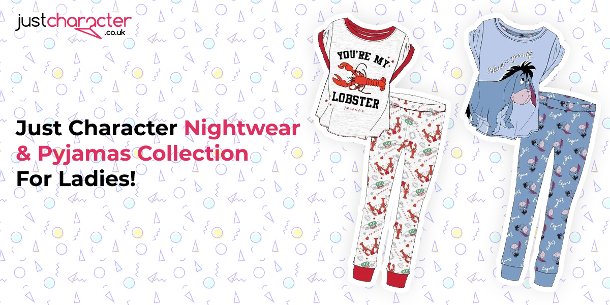 Just Character Nightwear & Pyjamas Collection For Ladies!