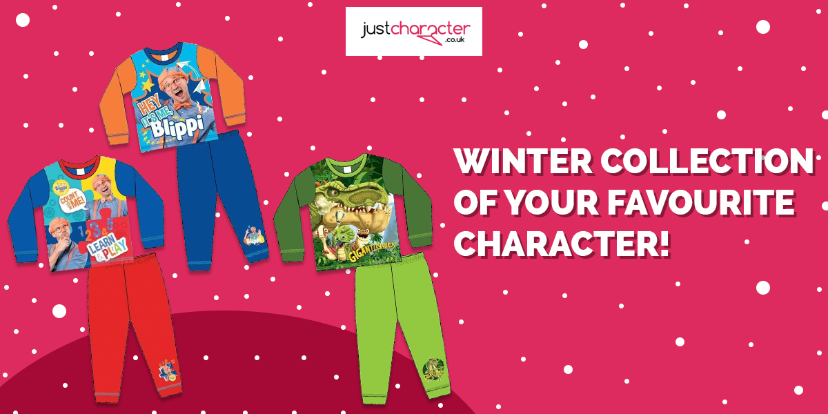 Winter Collection of Your Favourite Character!